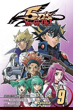 Yu-Gi-Oh! 5D's Vol. 9