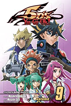 Yu-Gi-Oh! 5D's Tome 9