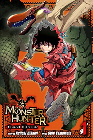 Monster Hunter: Flash Hunter Vol. 1