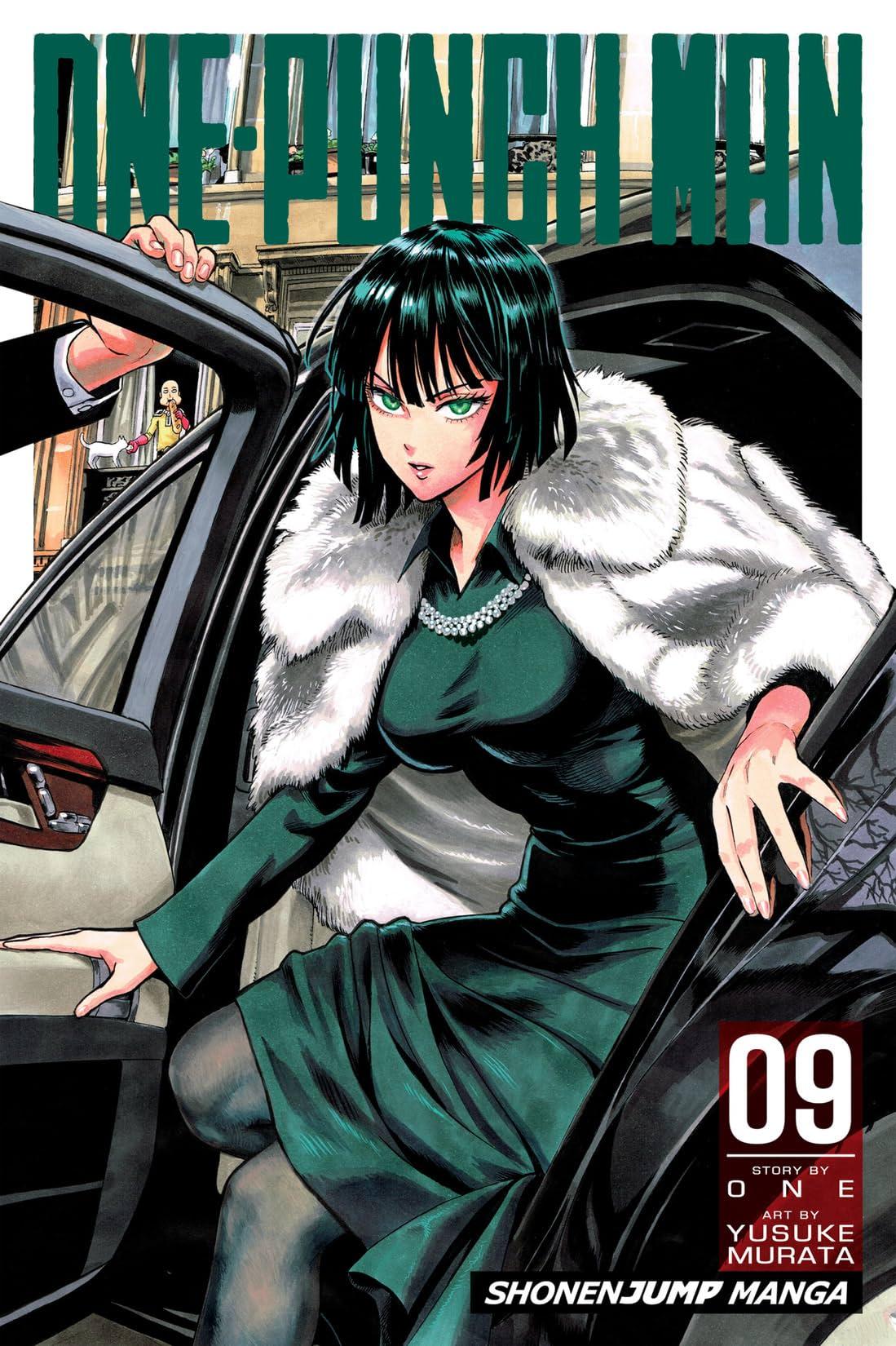 One-Punch Man Vol. 9