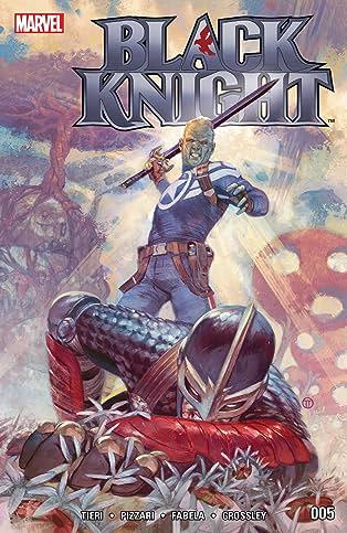 Black Knight (2015-2016) #5