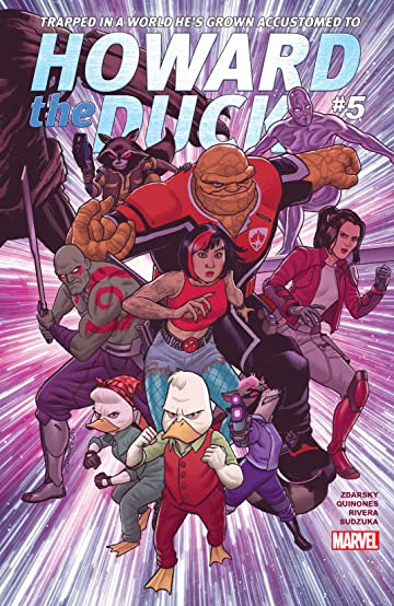 Howard The Duck (2015-2016) #5