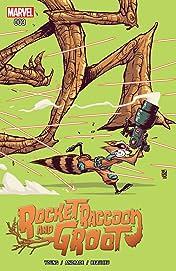 Rocket Raccoon and Groot (2016) #3