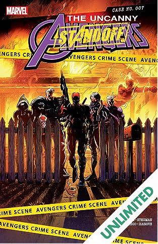 Uncanny Avengers (2015-) #7