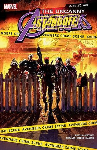 Uncanny Avengers (2015-2017) #7