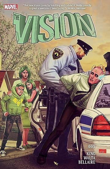 Vision (2015-2016) #5