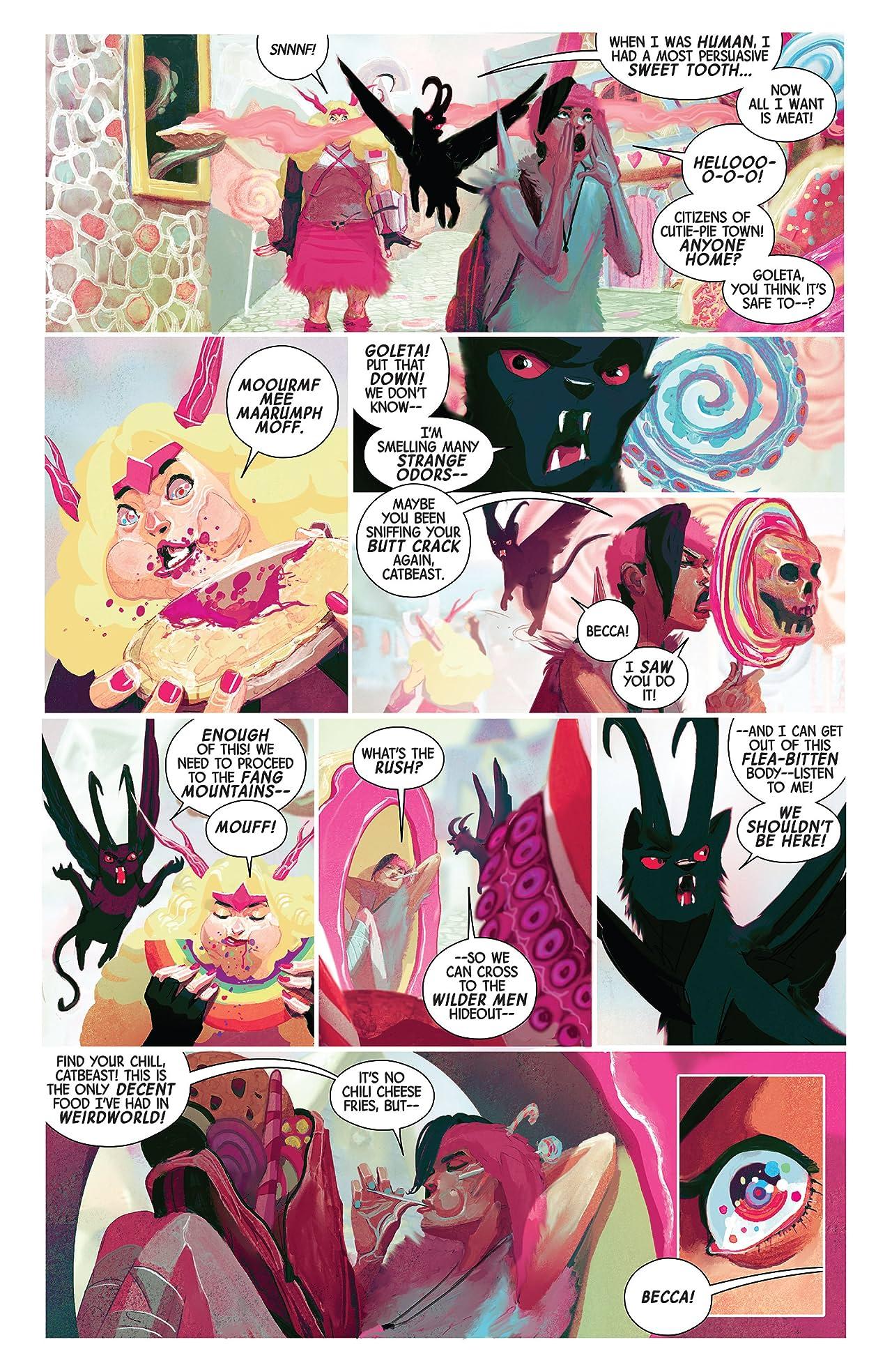 Weirdworld (2015-2016) #4