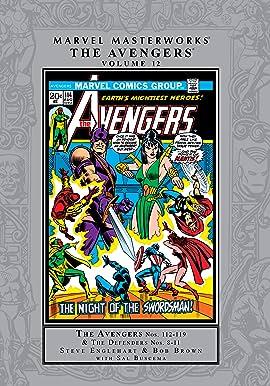 Avengers Masterworks Vol. 12