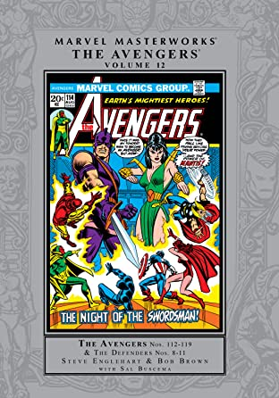 Avengers Masterworks Tome 12