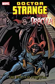 Doctor Strange vs. Dracula: The Montesi Formula