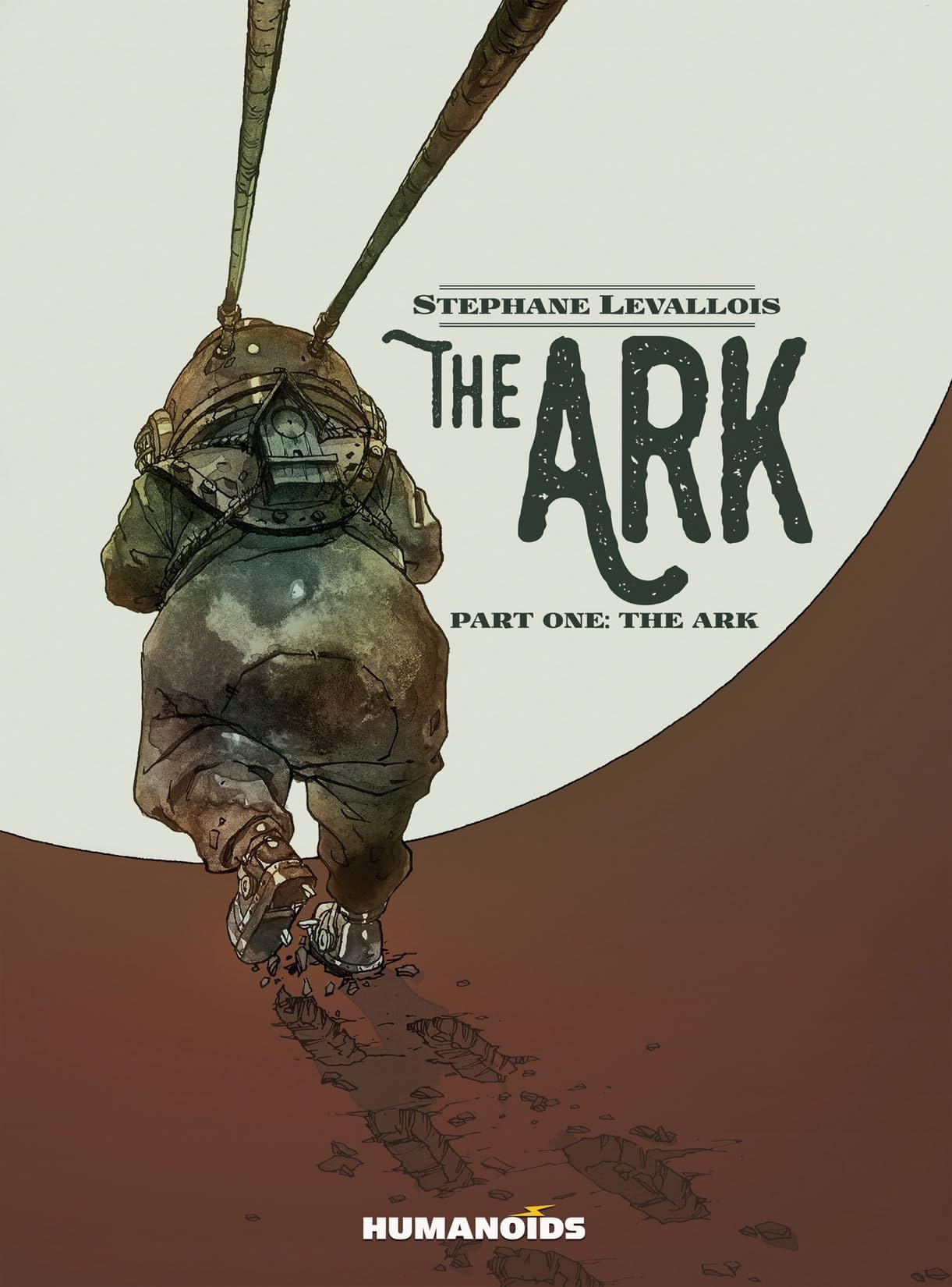The Ark Vol. 1: The Ark