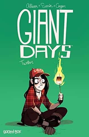 Giant Days No.12