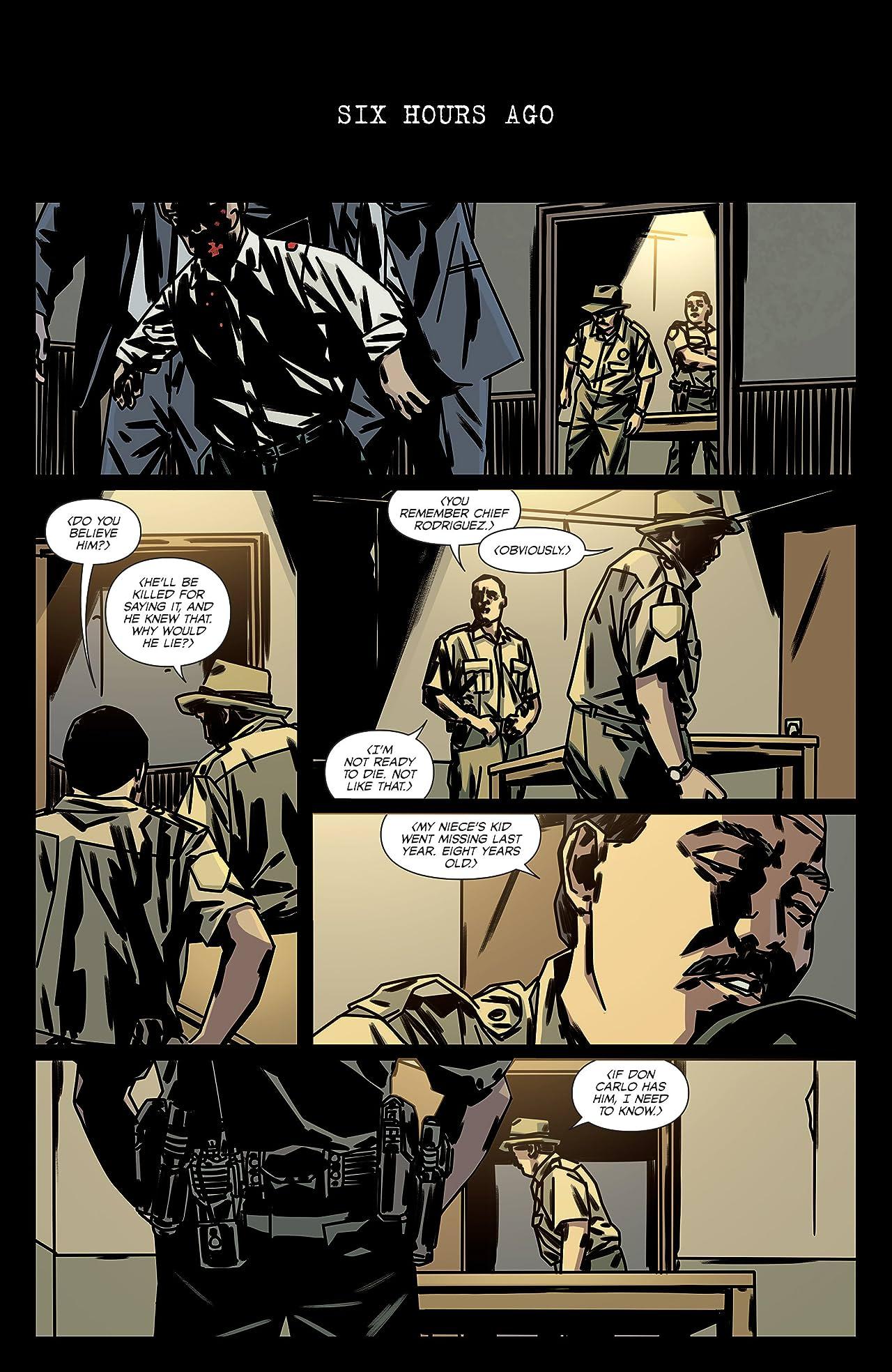 Last Sons of America #4 (of 4)
