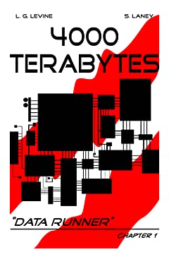 4000 Terabytes #1: Data Runner