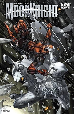 Vengeance of the Moon Knight (2009-2010) #7