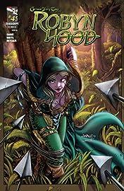 Robyn Hood #4 (of 5)