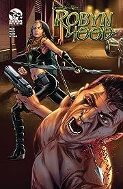 Robyn Hood #5 (of 5)
