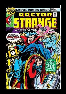Doctor Strange (1974-1987) #14