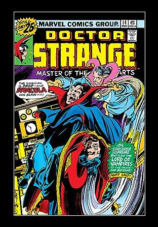 Doctor Strange (1974-1987) No.14
