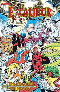 Excalibur: Sword Is Drawn (1988) No.1