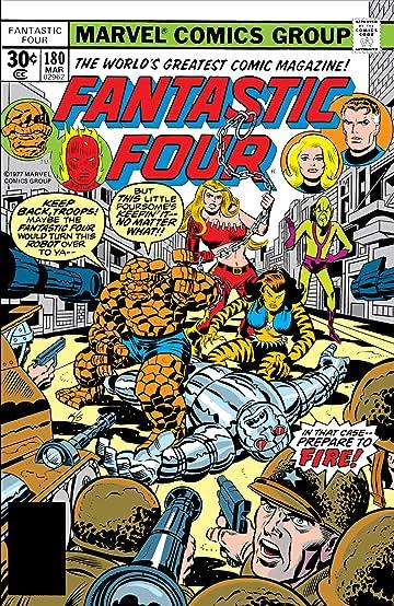 Fantastic Four (1961-1998) #180