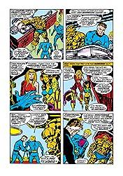 Fantastic Four (1961-1998) #182