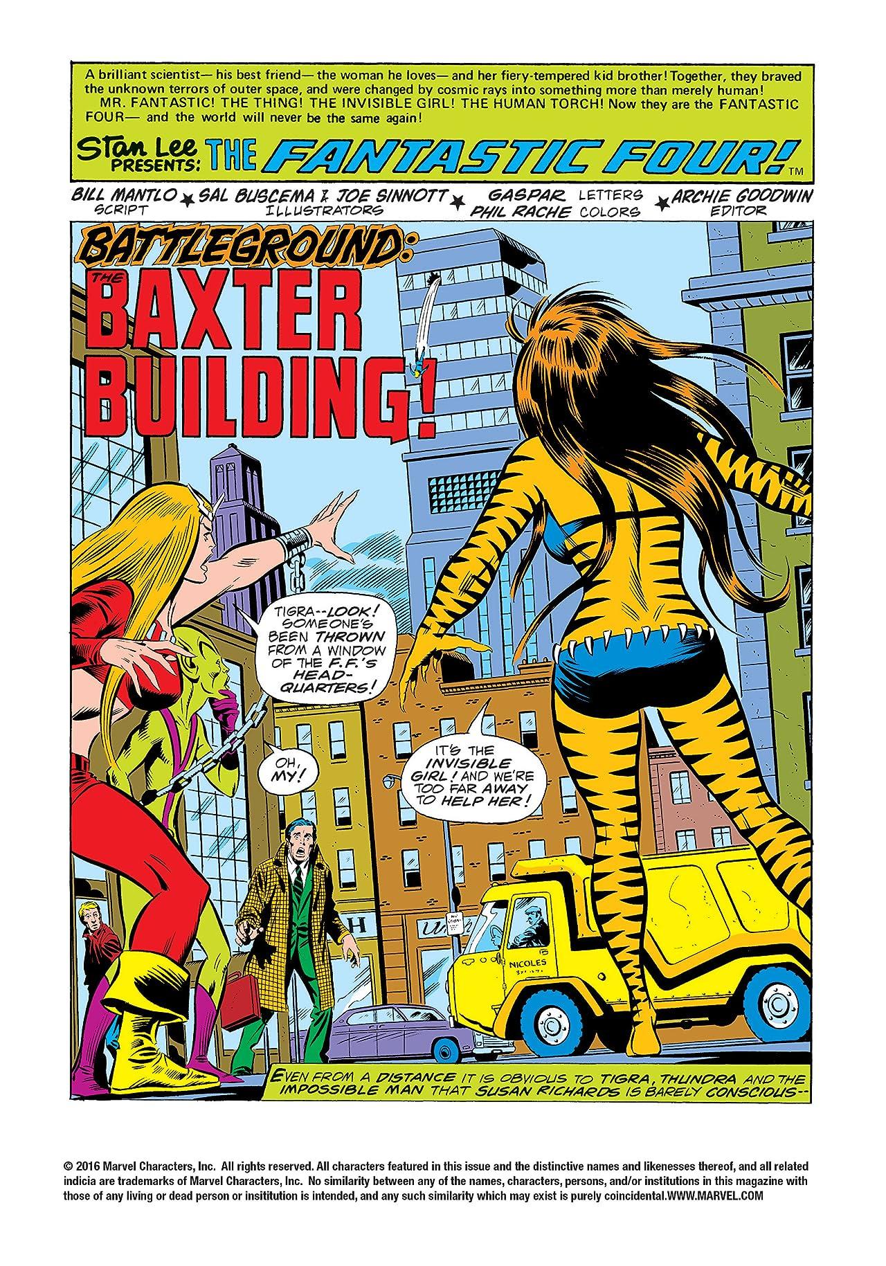 Fantastic Four (1961-1998) #183