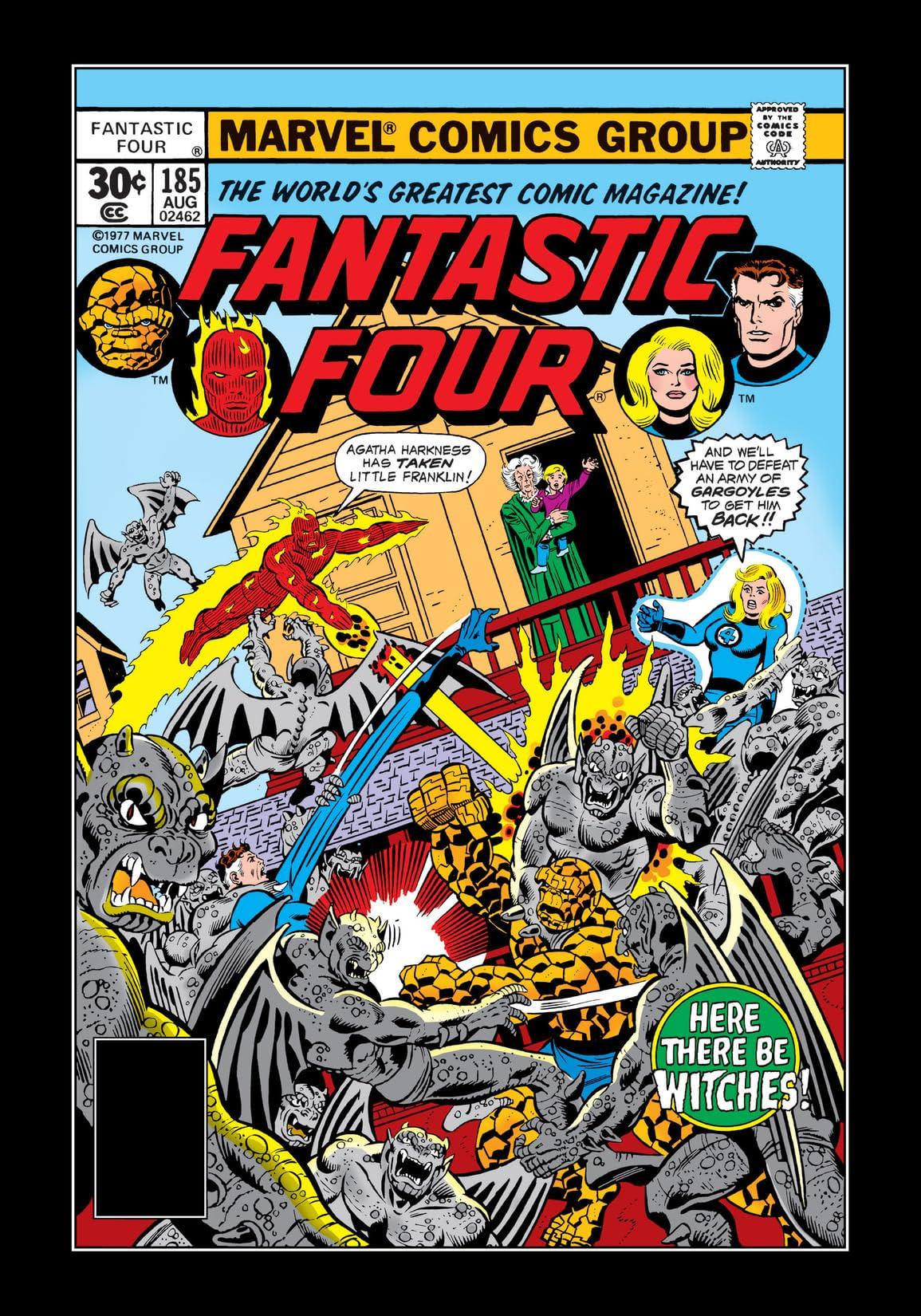 Fantastic Four (1961-1998) #185