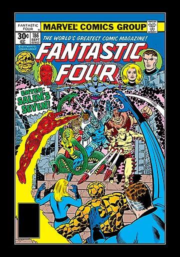 Fantastic Four (1961-1998) #186