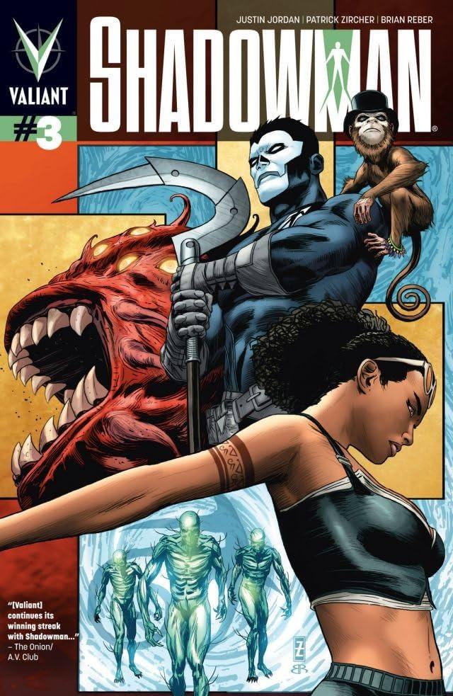 Shadowman (2012- ) #3: Digital Exclusives Edition