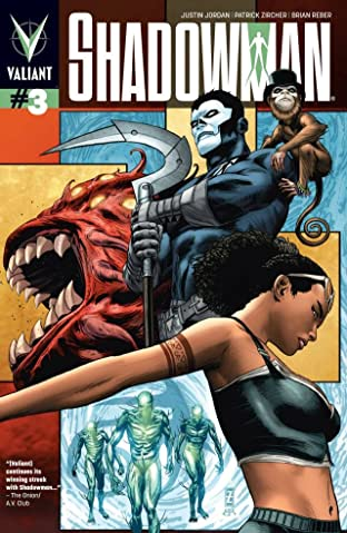 Shadowman (2012- ) #3: Digital Exclusives Edition