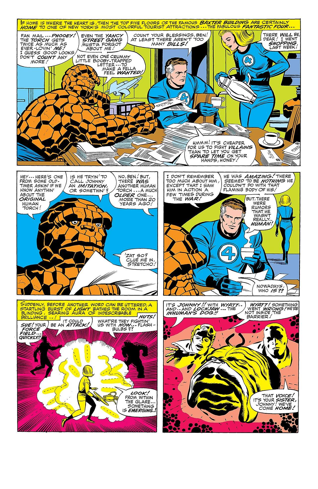 Fantastic Four (1961-1998) #189