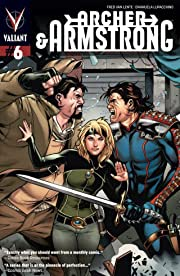 Archer & Armstrong (2012- ) No.6: Digital Exclusives Edition