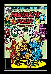 Fantastic Four (1961-1998) #190