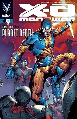 X-O Manowar (2012- ) #9: Digital Exclusives Edition