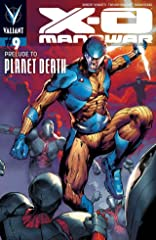 X-O Manowar (2012- ) #9: Digital Exclusives Edition
