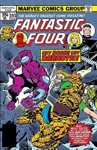 Fantastic Four (1961-1998) #193