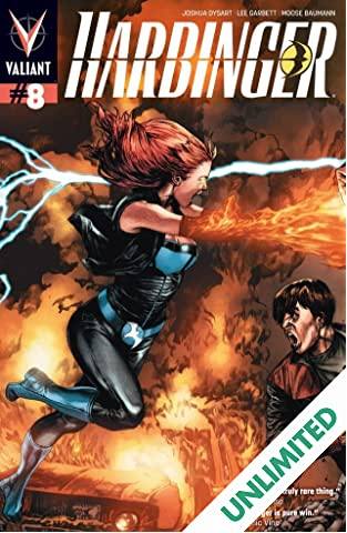 Harbinger (2012- ) #8: Digital Exclusives Edition