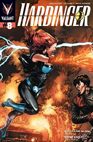 Harbinger (2012- ) No.8: Digital Exclusives Edition