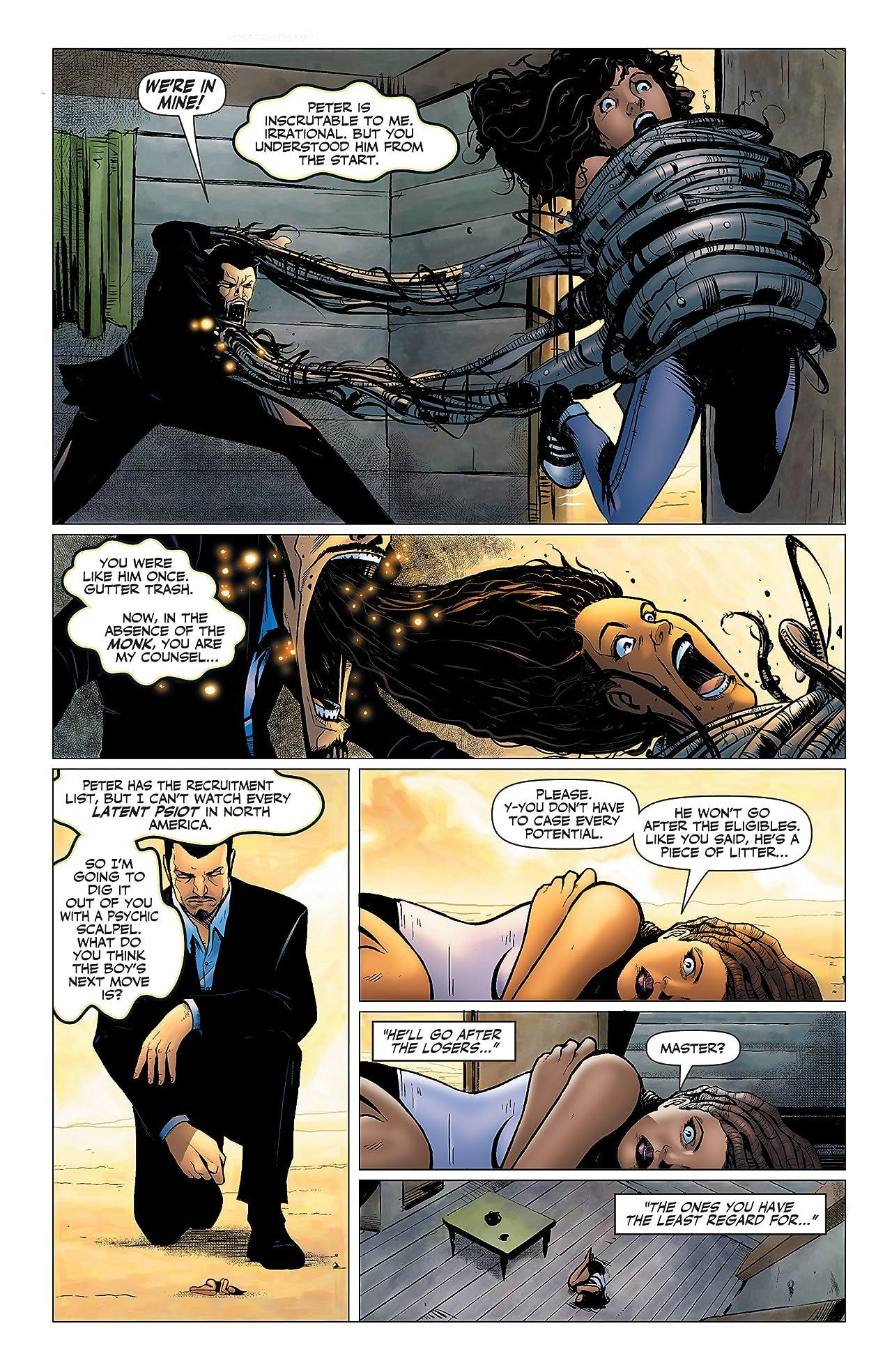 Harbinger (2012- ) #8: Digital Exclusives Edition