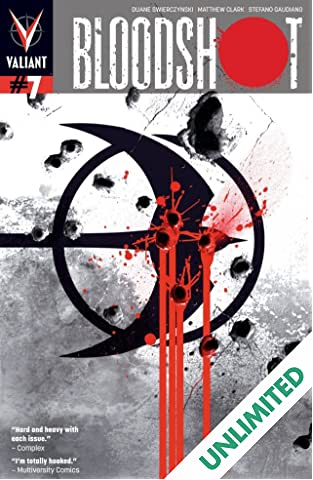 Bloodshot (2012- ) #7: Digital Exclusives Edition