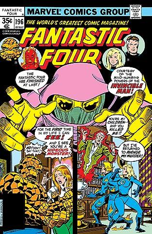 Fantastic Four (1961-1998) #196