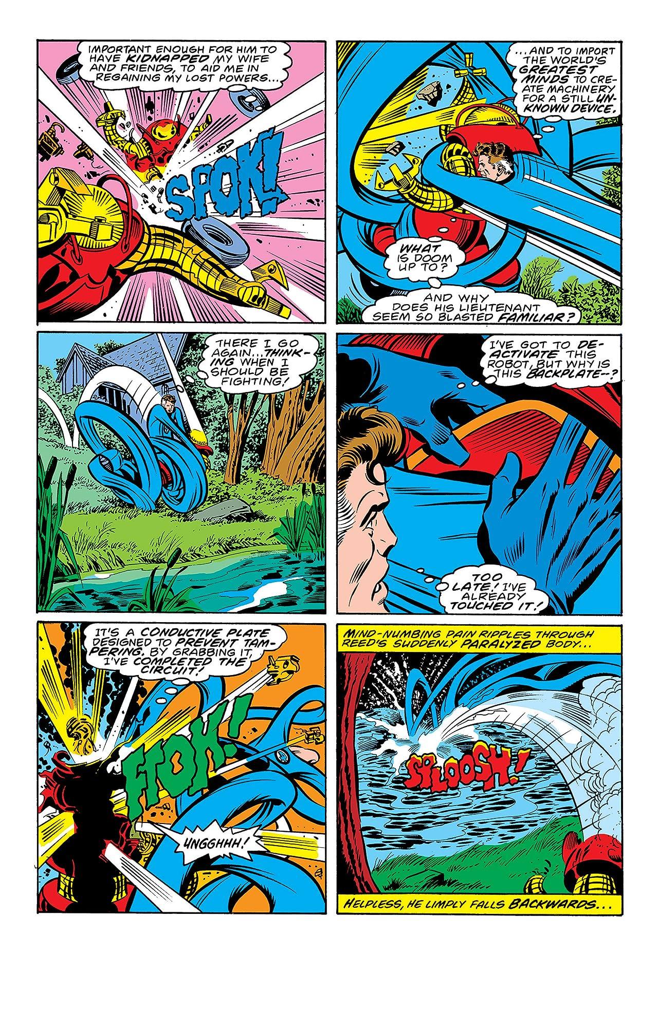 Fantastic Four (1961-1998) #198