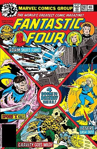 Fantastic Four (1961-1998) #201