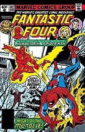 Fantastic Four (1961-1998) #207