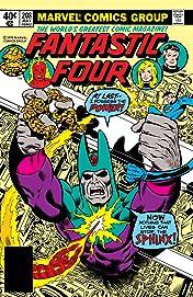 Fantastic Four (1961-1998) #208