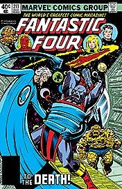 Fantastic Four (1961-1998) #213