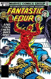 Fantastic Four (1961-1998) #214