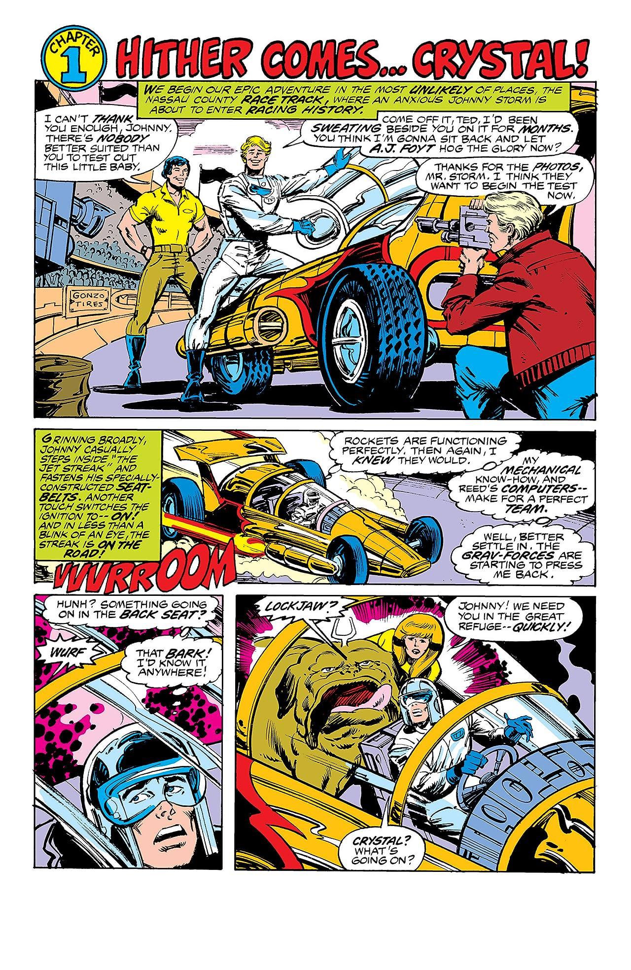 Fantastic Four (1961-1998) Annual #12