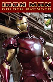 Iron Man: Golden Avenger (2008) #1